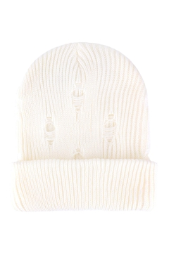 Shoptiques Product: Vintage-Knitted-Fashion-Beanie