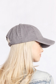 Riah Fashion Washed Out  Baseball Cap - Other