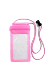 Riah Fashion Waterproof Phone Cover Bag - Front cropped
