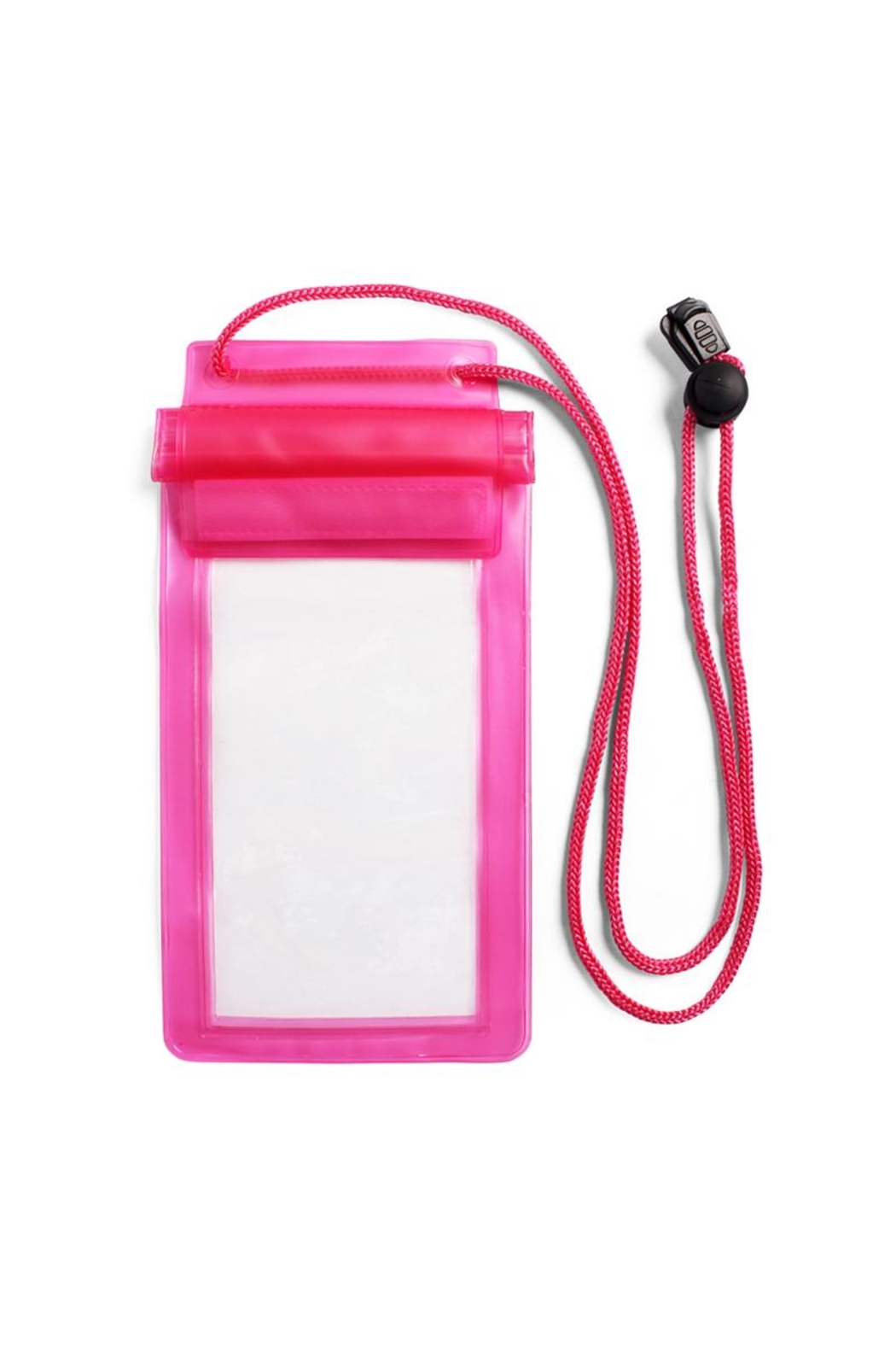 Riah Fashion Waterproof Phone Cover Bag - Front Cropped Image