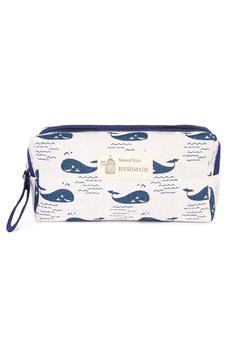 Shoptiques Product: Whale Cosmetic Pouch