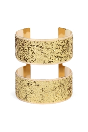 Riah Fashion Wide Arm Cuff-Bracelet - Product Mini Image