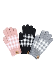 Riah Fashion Winter-Gloves - Front cropped