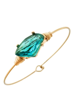 Shoptiques Product: Wired Galactic-Shape Bracelet