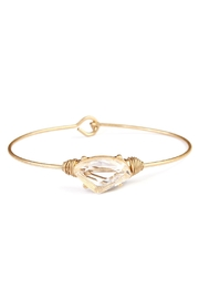 Riah Fashion Wired Galactic-Shape Bracelet - Front cropped