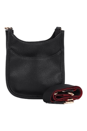Riah Fashion Women's-Leather-Shoulder-Bag-With-Wide-Changeable-Strap - Product Mini Image
