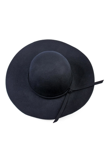 Riah Fashion Wool Fedora Hat - Main Image