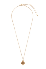 Riah Fashion Y'all-Need-Jesus Necklace - Front cropped