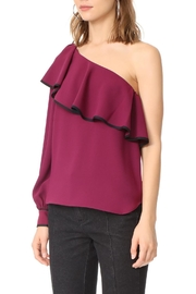 Amanda Uprichard Rianna Top - Front cropped