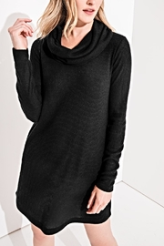 Zsupply Rib Cowl Dress - Product Mini Image