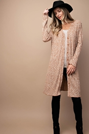 c036f1ffff4ea Kut from the Kloth Amabelle Rib-Knit Cardigan from Alaska by Apricot ...