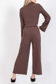 LoveRiche Rib Knit Oufit - Front full body