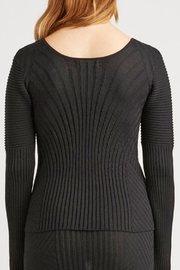 Indigenous Rib Knit Pullover - Other