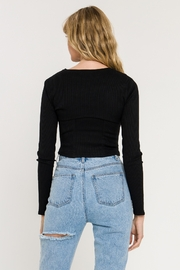 Endless Rose Rib Me The Right Way Top - Side cropped