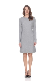 sisters Rib Sweater Dress - Product Mini Image