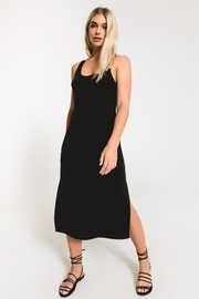 Z Supply  Rib Tank Dress - Front cropped