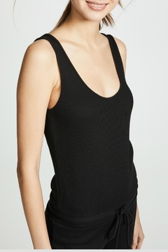 Monrow Rib Tank Jumpsuit - Alternate List Image