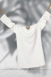 Point Collection Ribbed 3/4 sleeve by Point - Product Mini Image