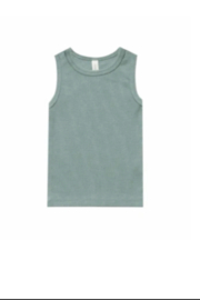 Quincy Mae Ribbed Baby Tank - Product Mini Image
