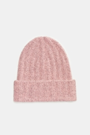 Vince Ribbed Beanie - Product Mini Image