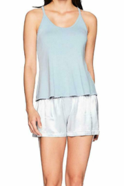 The Birds Nest RIBBED CAMI BY PJ HARLOW - Product Mini Image