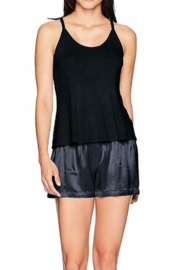 The Birds Nest RIBBED CAMI BY PJ HARLOW - Front cropped