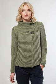 Fisherman Out of Ireland Ribbed Cardigan - Product Mini Image