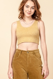 HYFVE Ribbed Crop Top - Product Mini Image