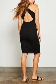 Gentle Fawn Ribbed Crossback Dress - Product Mini Image