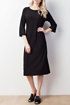 Shoptiques Product: Ribbed Dress