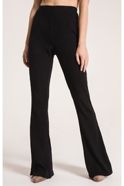 Others Follow  Ribbed Flare Pant - Product Mini Image