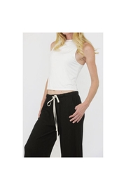 Final Touch Ribbed Jogger Pants - Product Mini Image