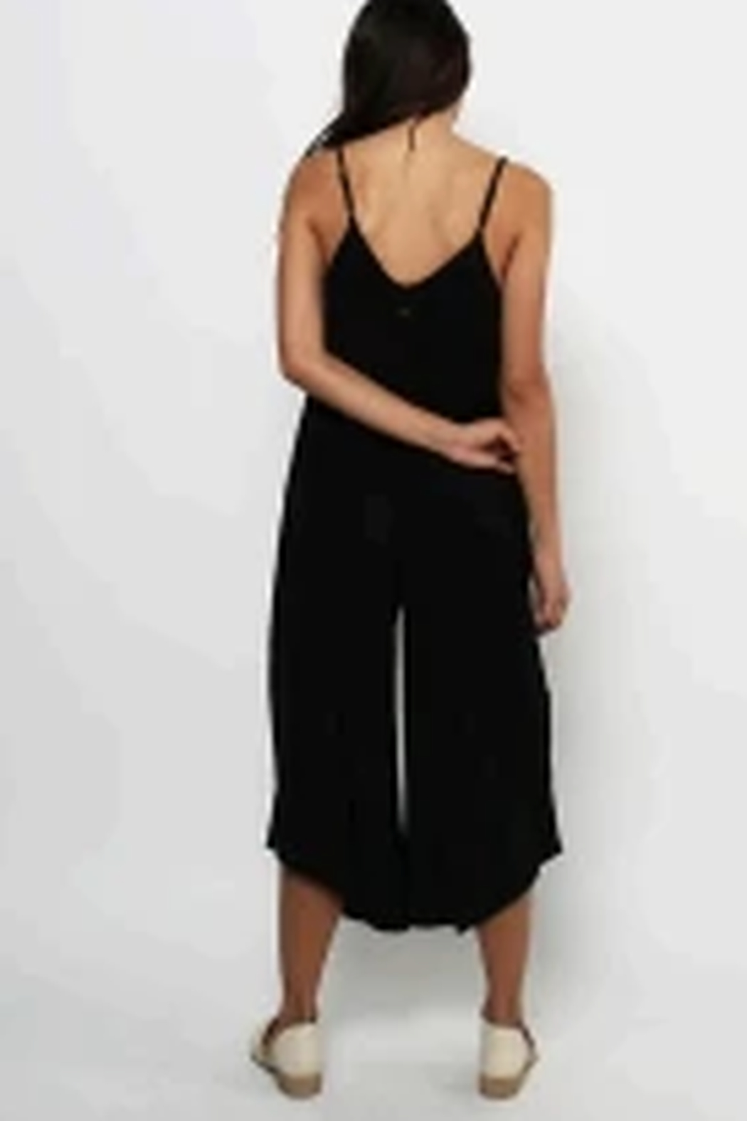 Lira Ribbed jumpsuit - Front Full Image