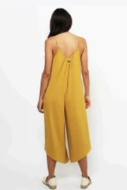 Lira Ribbed jumpsuit - Front full body