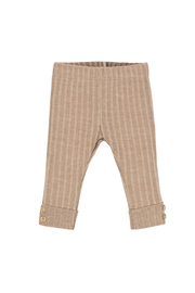 EMC Ribbed Knit Leggings - Product Mini Image