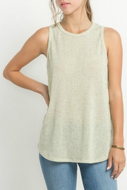 Mittoshop Ribbed Knit Tank - Product Mini Image