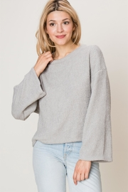 HYFVE Ribbed Knit Top - Product Mini Image