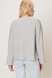 HYFVE Ribbed Knit Top - Front full body