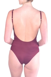 beach joy Ribbed One-Piece Swimsuit - Side cropped