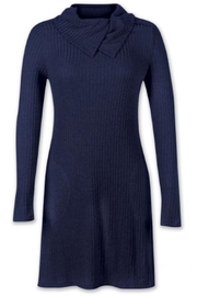 Aventura Clothing Ribbed Shift Dress - Product Mini Image