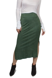 Native Youth Ribbed Skirt - Product Mini Image