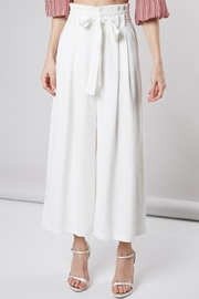 Do & Be Ribbon Belt Pants - Front cropped