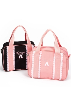 Dasha Ribbon Duffel Bag(pink) - Alternate List Image