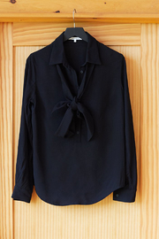 Emerson Fry RIBBON'S NECK TIE BLOUSE - Other