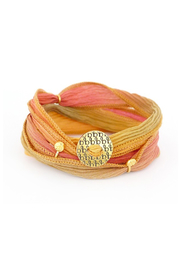 Bronwen Ribbon Wrap Bracelet - Product Mini Image