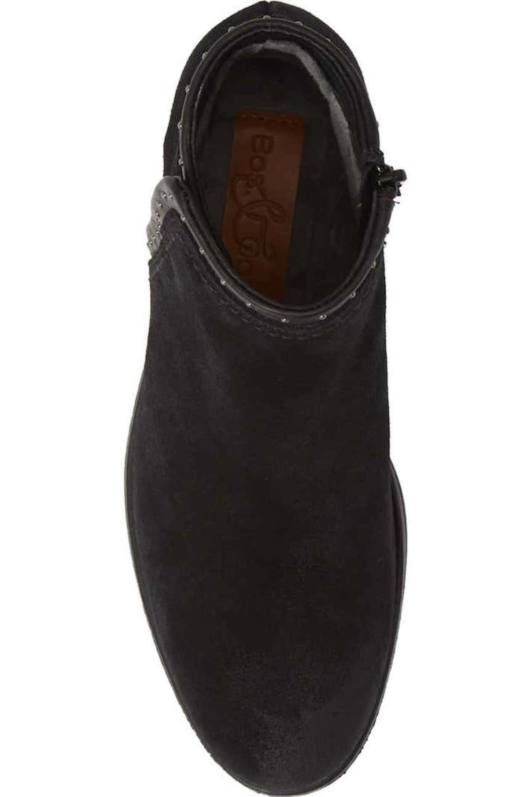 Fly London Ribos Suede Bootie - Front Cropped Image