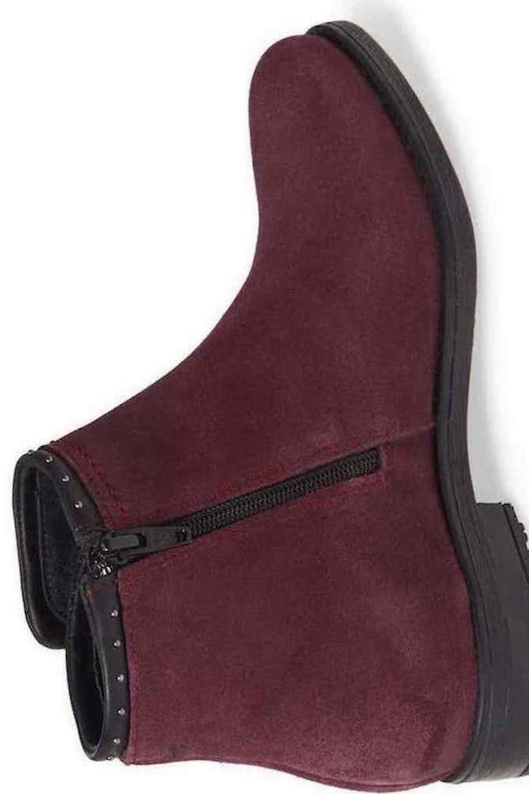 Fly London Ribos Suede Bootie - Side Cropped Image