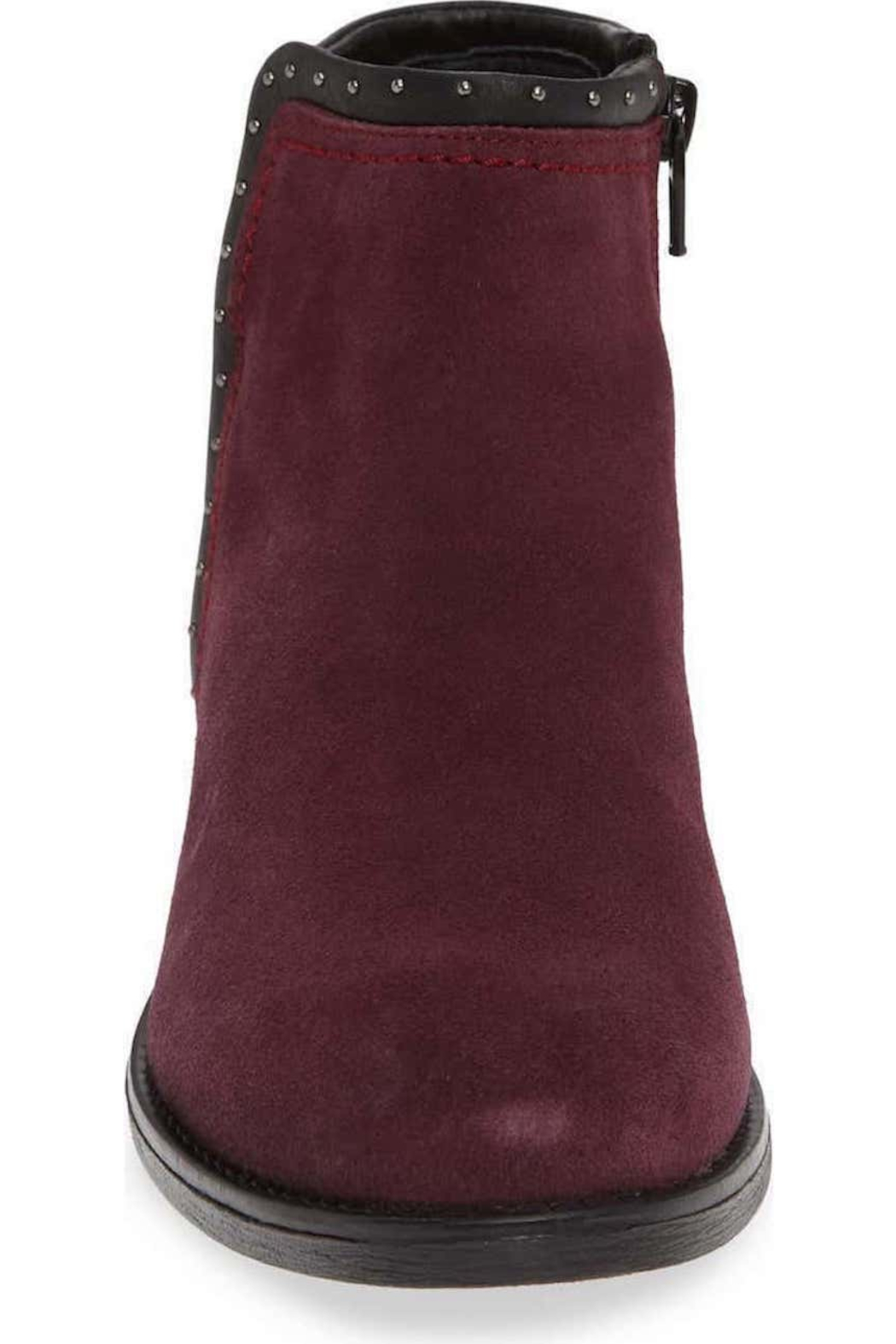 Fly London Ribos Suede Bootie - Front Full Image