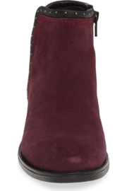 Fly London Ribos Suede Bootie - Front full body