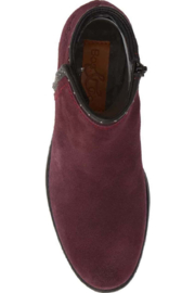 Fly London Ribos Suede Bootie - Front cropped